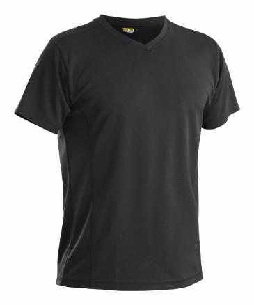Blaklader 3323 Pique UV Protection T Shirt (Black)